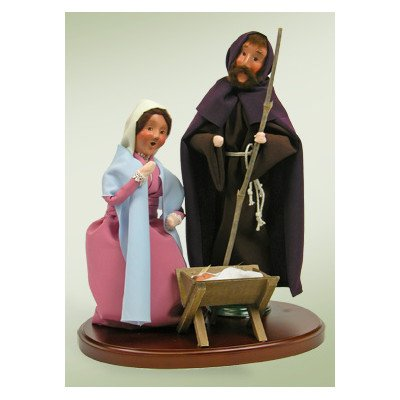 Holy Family Figurine by Byers' Choice