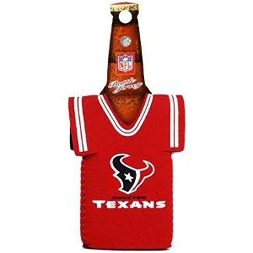 Kolder Houston Texans Bottle Jersey Red