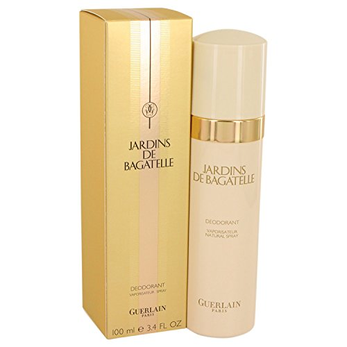 JARDINS DE BAGATELLE by Guerlain for WOMEN: DEODORANT SPRAY 3.4 OZ ()