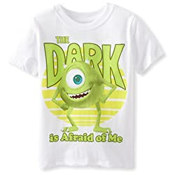 Disney Boys' Monsters U The Dark Tee