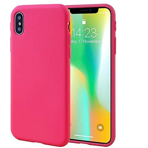 iphone xr ultra thin silicone case