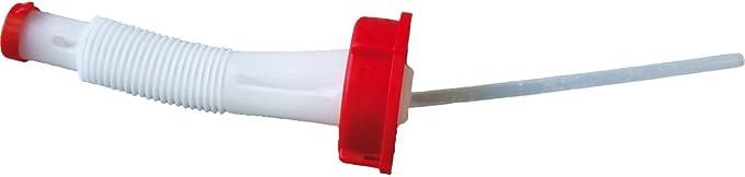 Sonax Ausgießer Für 10 Liter 25 Liter Und 60 Liter Großgebinde 1 Stück Zum Schnellen Und Einfachen Umfüllen Von Reinigungsmittel Art Nr 04972000 Auto