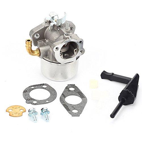 Anzac Carburetor For Briggs & Stratton Craftsman Tiller Intek 190 6 HP 206 5.5hp - Intek 6 Hp Briggs Engine