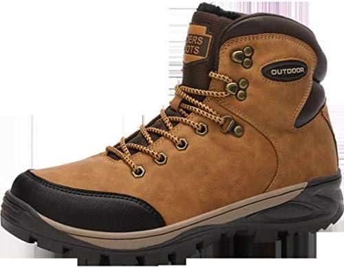 トレッキングシューズ 登山靴 メンズ ハイキングシューズ 防水 防滑 通気性 耐磨耗 アウトドア スエード スニーカー 衝撃吸収 防水オックスフォード布 スニーカー シューズ 靴 トレッキングシューズ 歩きやすい