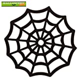 Spider Web Foam Shapes Halloween Birthday Party Accessories