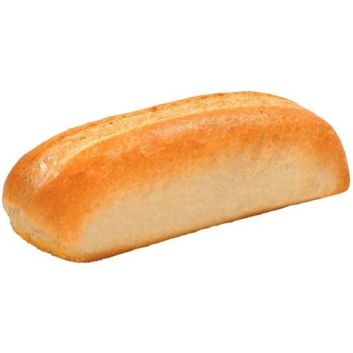 Turano Baking Hilltop Hearth Baked Unsliced Roll - 6 per pack -- 12 packs per case.