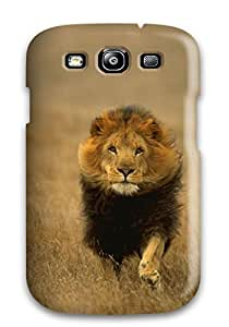 Durable Protector Case Cover With Lion Hot Design For Galaxy S3
