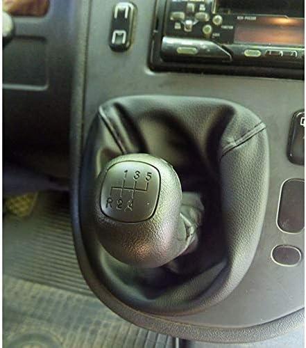 F/ür Mercedes Benz VITO 638 1996 1997 1998 1999 2000 2001 2002 2003 5-Gang-Schaltkn/öpfe f/ür Schalthebel KDLLK Auto-Schalthebel