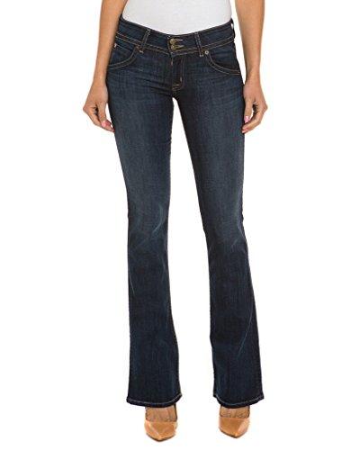 Hudson Jeans Women's Signature Midrise Bootcut Flap Pocket Jean, Lux, 24