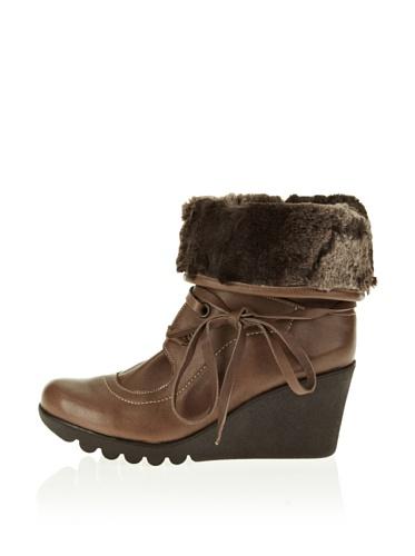 Cafe Noir Stiefel braun Gr. 36 Daemne Schuhe