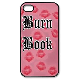 Burn Book CUSTOM Case Cover for iPhone 4,4S LMc-34104 at LaiMc