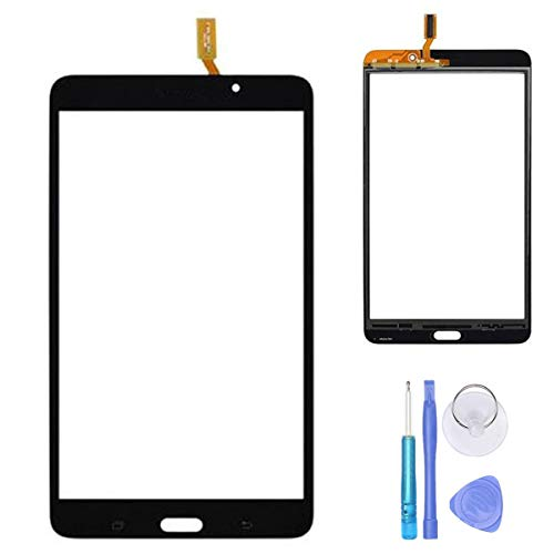 SPHENEL Digitizer Touch Screen for Samsung Galaxy Tab 4 7.0 T230 T230NY T230NU T230NT T237P T237 (Without Ear Speaker Hole - Black)