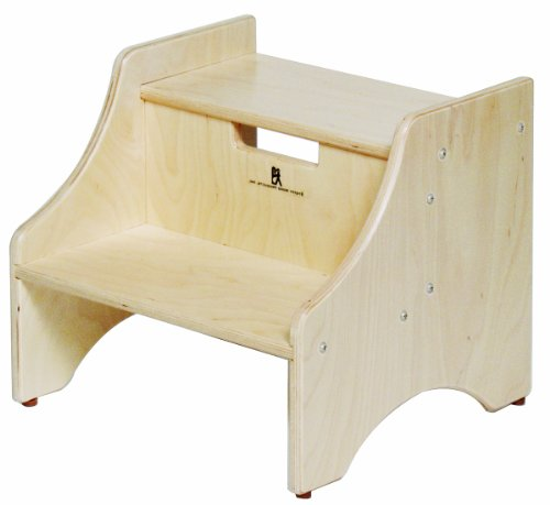 Steffy Wood Products Childrens Step Stool
