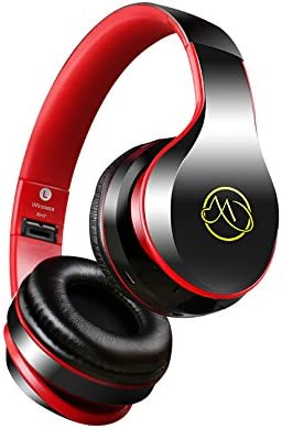 Zhoumingteng Auriculares de juegos inalámbricos Lag-Free, DTS 7.1 Surround para PC, PC/Mac/PlayStation 4/Android/iOS/VR (Color : Black and red): Amazon.es: Hogar