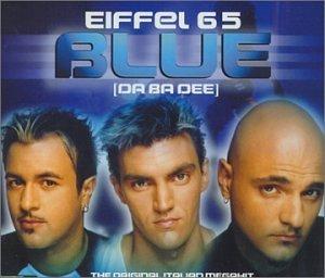 Blue by eiffel 65 lyrics