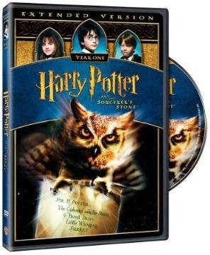 Harry Potter and the Sorcerer's Stone (Extended Version) (Potter Harry Combo Dvd)