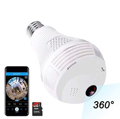 🥇 Light Bulb Camera