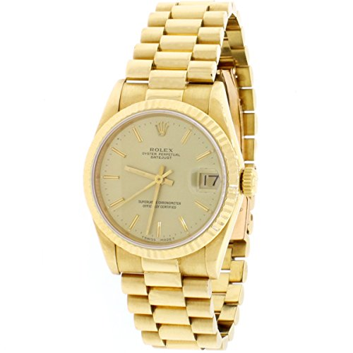 Rolex Datejust automatic-self-wind womens Watch 68278 (Certified Pre-owned)