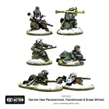 Bolt Action: Heer Panzerschreck, Flame (Winter)