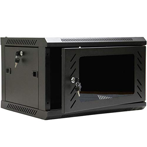 NavePoint 6U Wall Mount Consumer Series Server Cabinet for sale  Delivered anywhere in USA