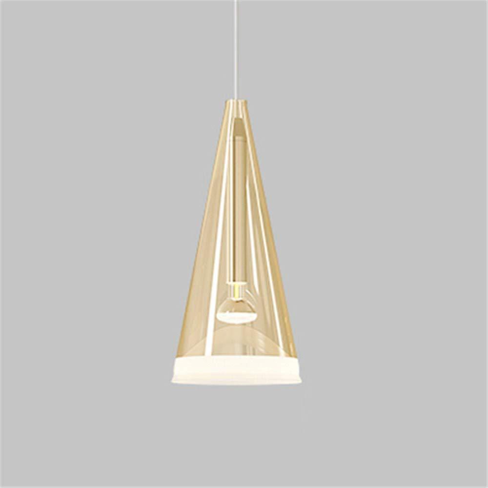 Moderne Glas Pendelleuchten Küche Esszimmer Bar Dekoration Pendelleuchten Designer Aufrecht Konische Hanglamp Lampara Colgante