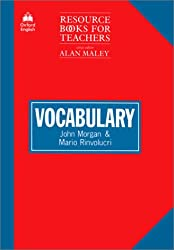 Vocabulary (Resource Books for Teachers)