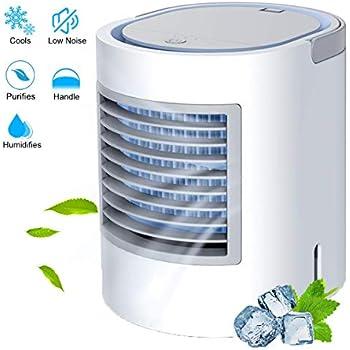 Amazon Com Mini Air Conditioner Portable Mini Cooler