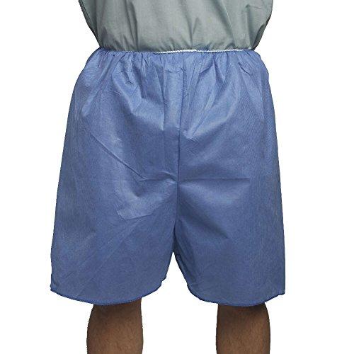 MediChoice Exam Shorts, Elastic Waist