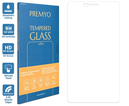 Tempered Glass Screen Protector for Sony Xperia M2 - 2