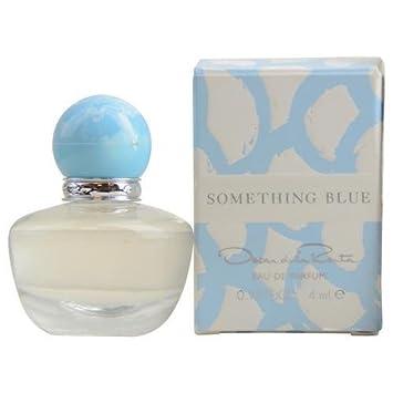0e25864de7390a Amazon.com   Oscar De La Renta Something Blue By Oscar De La Renta Eau De  Parfum .14 Oz Mini   Beauty
