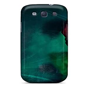 NewArrivalcase Fashion Protective Rose Green Case Cover For Galaxy S3