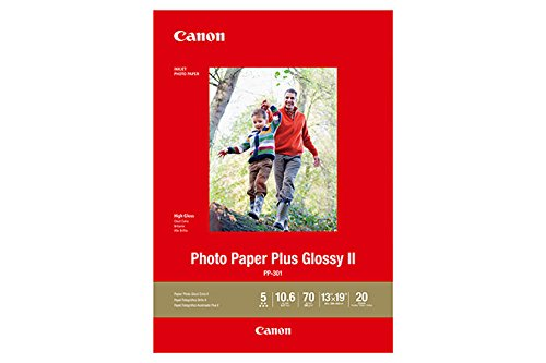 CanonInk Photo Paper Plus Glossy II 13
