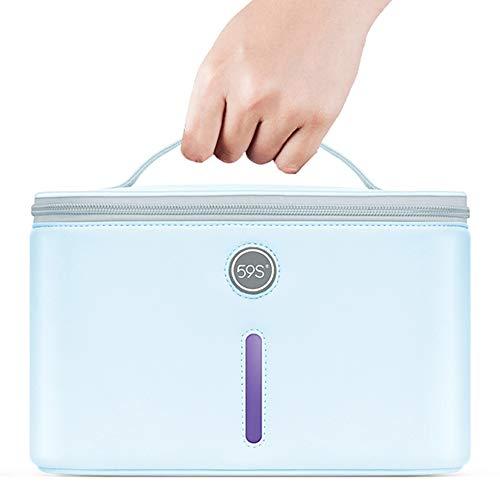 UV Light Sanitizer Bag, UV Disinfection Box, UVC