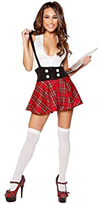 Sexy Mean Girls Schoolgirl Halloween Costume
