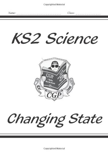 KS2 National Curriculum Science - Changing State (5D)