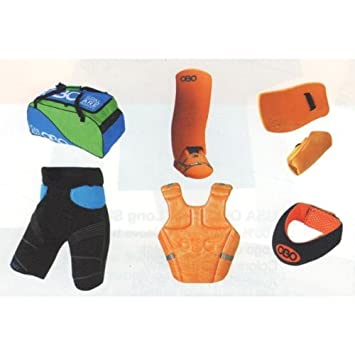 Obo Field Hockey Goalie Package Protective Gear Amazon Canada