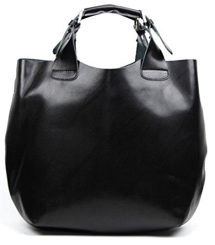 Sac à bandoulière Oh My Bag Number 3, Compact Black pour femmes