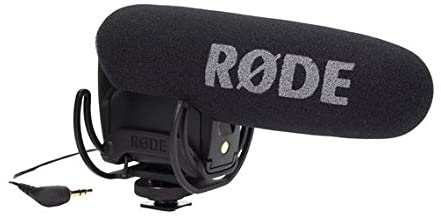 Rode VideoMicPro Compact Directional On-Camera Microphone