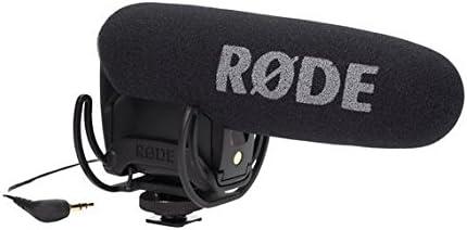 Rode VideoMic Pro R - Micrófono Externo para videocámara, Color ...