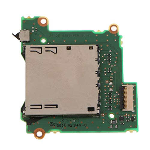 (Prettyia Replacement Part SD Card PCB Circuit Board for Canon 1200D / T5 Digital Camera)