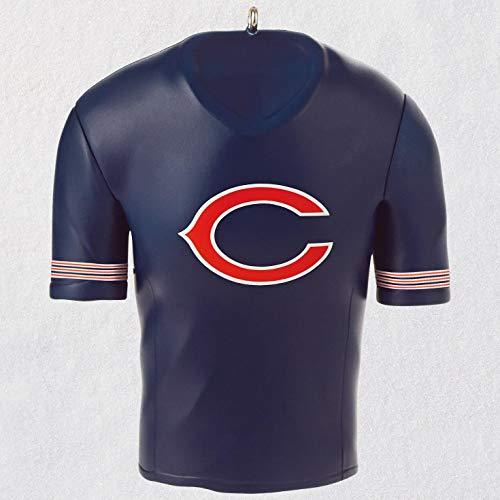 - Hallmark Chicago Bears Jersey Ornament City & State,Sports & Activities