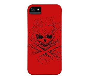 100'000 of birds iPhone 5/5s Boston University Red Barely There Phone Case