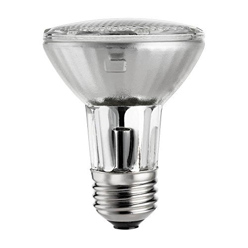 Philips 419762 39-watt PAR20 EcoVantage Dimmable Flood Light Light Bulb, 24-Pack