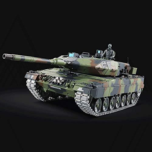 Tletiy 2A6 Mini RC Tank 2 4Ghz Remote Control Panzer Tank 1