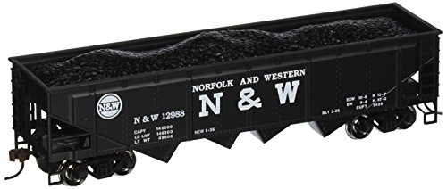 Bachmann Trains Norfolk and Western Quad Hopper for sale  Delivered anywhere in USA