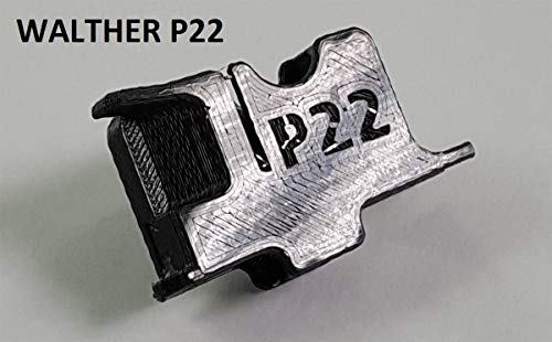 McFadden Machine Lightnin Grip Loader - Compatible with Walther P22 / SP22 /G22 Bull Pup Rifle Magazine Adapter Only