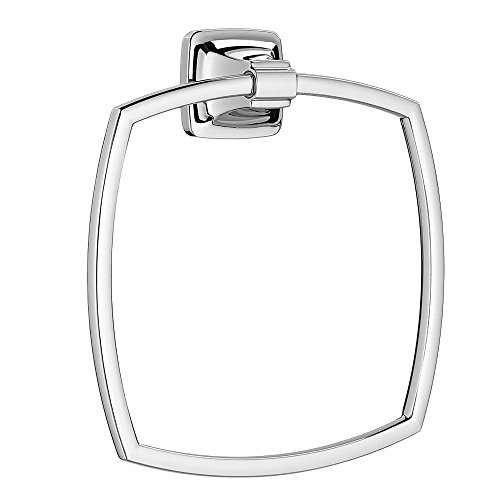 American Standard 7353190.002 Townsend Towel Ring,,, Polished Chrome
