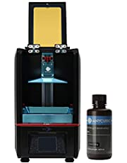"""ANYCUBIC Photon Stampanti 3D Printer with 2.8'' Smart Touch Color Screen Off-line Print 4.53""""(L) x 2.56""""(W) x 6.1""""(H) Printing Size"""