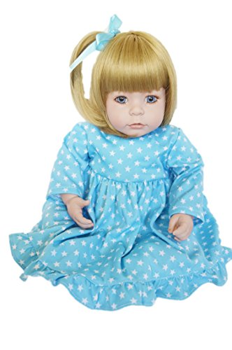My Brittany's Blue Star Nightgown for 20 Inch Adora Dolls and Middleton Dolls- Doll Clothes (Middleton Doll Clothes)