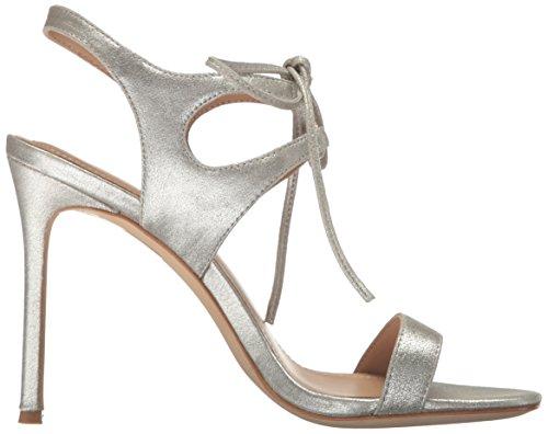 Pour La Victoire Women's Elisa Dress Sandal Silver